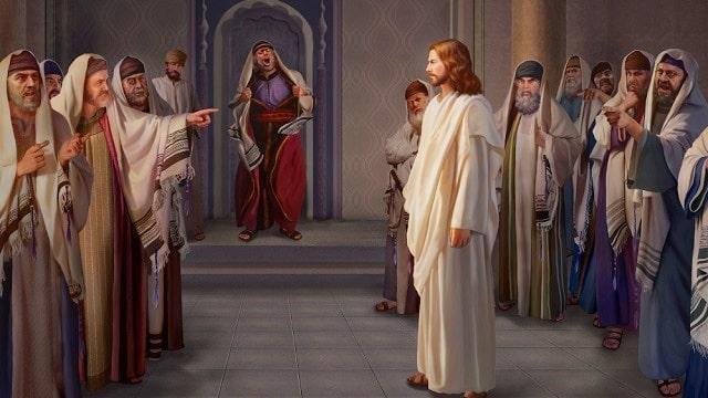 東方閃電, 預言, 法利賽人, 見證主, 彌賽亞
