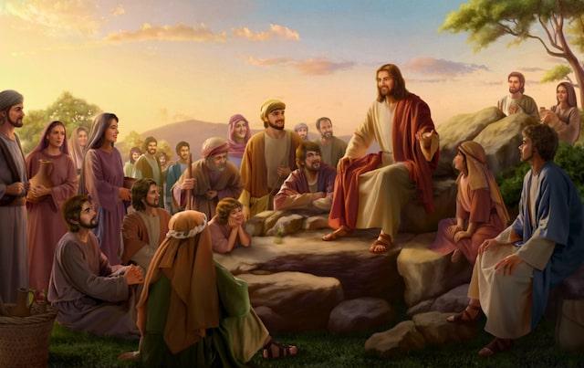 福音, 聖經, 主耶穌, 道成肉身, 基督