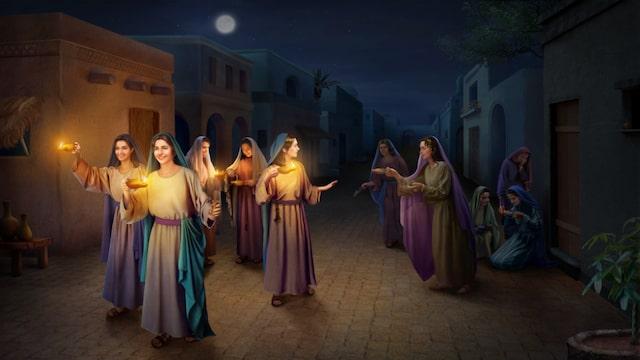 神的聲音, 主耶穌, 東方閃電, 末世, 禱告