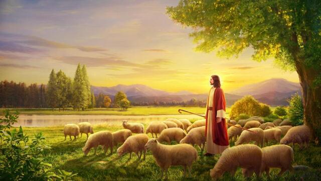 主耶穌, 道成肉身, 拯救, 全能神, 恩典