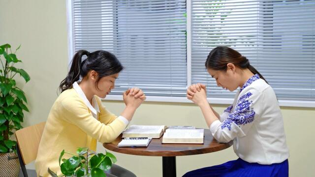 福音, 見證, 禱告, 讚美,基督徒