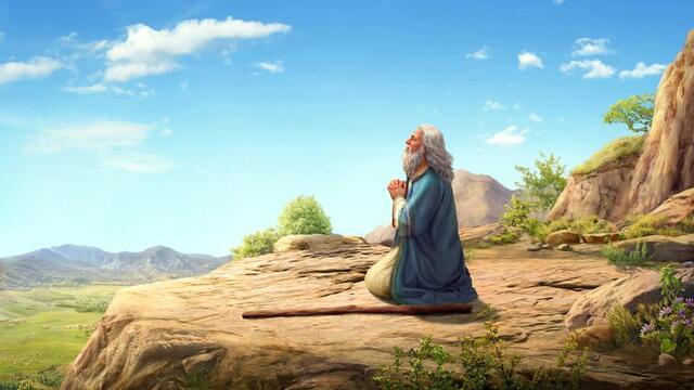 神的旨意, 讚美神, 拯救, 信神, 順服