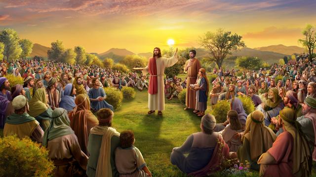 主耶穌, 道成肉身, 恩典, 神的愛, 聖經