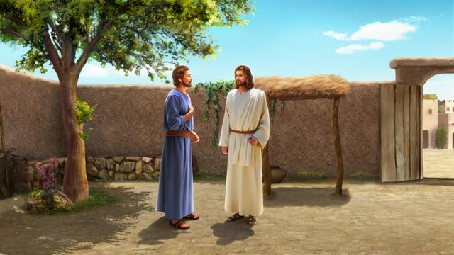 主耶穌, 道成肉身, 恩典, 真理